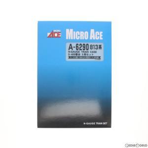 『中古即納』{RWM}A6290 813系 0・400番台 3両セット Nゲージ 鉄道模型 MICRO ACE(マイクロエース)(20120228)|media-world