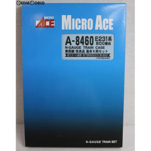 『中古即納』{RWM}A8460 E231系800番台 東西線 改良品 基本6両セット Nゲージ 鉄道模型 MICRO ACE(マイクロエース)(20111230)|media-world