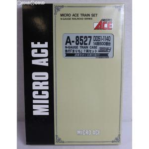 『中古即納』{RWM}A8527 DD51-1140+14系500番台 急行「まりも」 7両セット Nゲージ 鉄道模型 MICRO ACE(マイクロエース)(20060330)|media-world