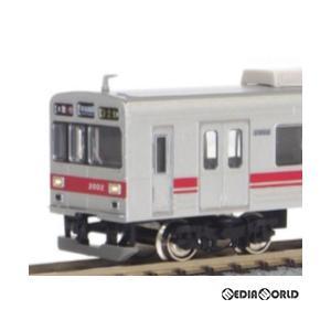 『予約安心出荷』{RWM}(再販)30740 東急2000系(田園都市線・2002編成・方向幕時代) 基本6両編成セット(動力付き) Nゲージ 鉄道模型 GREENMAX(グリーンマックス)|media-world