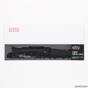 『新品』『O倉庫』{RWM}2017-6 C62 常磐形 (ゆうづる牽引機) Nゲージ 鉄道模型 KATO(カトー)(20190131)|media-world