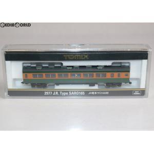 『中古即納』{RWM}2977 JR電車サロ165形 Nゲージ 鉄道模型 TOMIX(トミックス)(20010531) media-world
