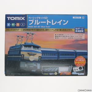 『予約安心出荷』{RWM}90179 ベーシックセットSD ブルートレイン 5両セット Nゲージ 鉄道模型 TOMIX(トミックス)(2018年11月)|media-world