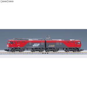 『新品』『O倉庫』{RWM}7107 JR EH500形電気機関車(3次形・門司機関区) Nゲージ 鉄道模型 TOMIX(トミックス)(20190324)|media-world