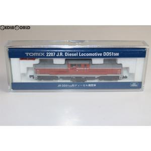 『中古即納』{RWM}2207 JR DD51-500形ディーゼル機関車 Nゲージ 鉄道模型 TOMIX(トミックス)(20080731)|media-world