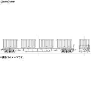『予約安心出荷』{RWM}16番 国鉄 コキ5500形 コンテナ車 (25500番代) 組立キット HOゲージ 鉄道模型 ワールド工芸(2019年3月)|media-world