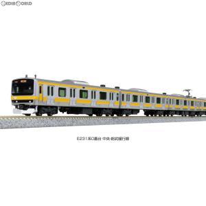 『新品』『O倉庫』{RWM}10-1520 E231系0番台 中央・総武緩行線 6両基本セット Nゲージ 鉄道模型 KATO(カトー)(20190425) media-world