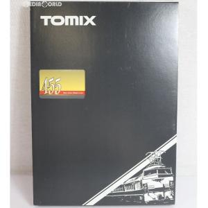 『中古即納』{RWM}92249 JR 455系電車(磐越西線)セット(3両) Nゲージ 鉄道模型 TOMIX(トミックス)(20040228) media-world