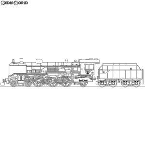 『予約安心出荷』{RWM}国鉄 C53形 後期型 汽車会社製 蒸気機関車 20立米テンダー 組立キット Nゲージ 鉄道模型 ワールド工芸(2019年5月)|media-world