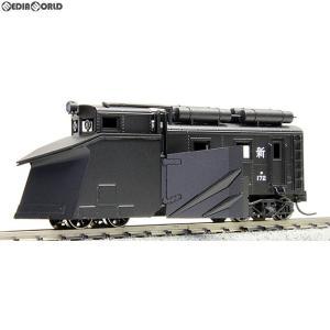 『予約安心出荷』{RWM}国鉄 キ100形 ラッセル車 II 組立キット リニューアル品 Nゲージ 鉄道模型 ワールド工芸(2019年8月)|media-world