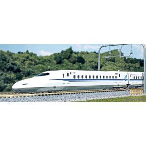 『新品』『O倉庫』{RWM}10-019 スターターセット N700A新幹線 のぞみ Nゲージ 鉄道模型 KATO(カトー)(20191219)|media-world