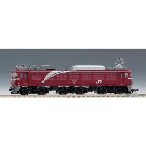 『新品』『O倉庫』{RWM}7126 JR EF81形(北斗星色・Hゴムグレー) Nゲージ 鉄道模型 TOMIX(トミックス)(20191228)|media-world