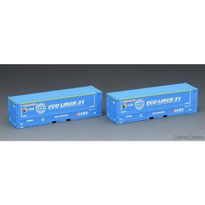 『新品』『O倉庫』{RWM}3170 私有 U47A-38000形(日本通運・青色塗装・2個入) Nゲージ 鉄道模型 TOMIX(トミックス)(20191228)|media-world