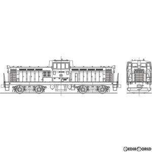 『新品即納』{RWM}16番 国鉄 DD13形 ディーゼル機関車 ヘッドライト1灯タイプ 3次車(41〜50号機) 組立キット HOゲージ 鉄道模型 ワールド工芸(20191130) media-world