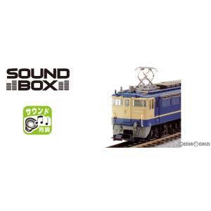 『新品』『O倉庫』{RWM}22-231-2 UNITRACK(ユニトラック) サウンドカード EF65 Nゲージ・HOゲージ 鉄道模型 KATO(カトー)(20200201)|media-world