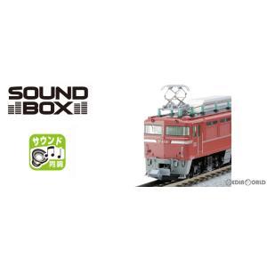 『新品』『O倉庫』{RWM}22-231-3 UNITRACK(ユニトラック) サウンドカード EF81 Nゲージ・HOゲージ 鉄道模型 KATO(カトー)(20200201)|media-world