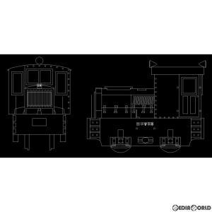 『新品即納』{RWM}日本牽引車7tDL 組立てキット HOナローゲージ 鉄道模型 日昇工業(20191231) media-world