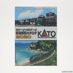 『新品即納』{RWM}25-000 KATO(カトー) Nゲージ・HOゲージ 鉄道模型カタログ 2020 書籍 KATO(カトー)(20191219) media-world