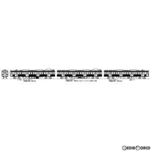 『新品即納』{RWM}秩父5000系(元三田線6000形) 3両セット キット HOゲージ 鉄道模型 Masterpiece(マスターピース)(20200131) media-world
