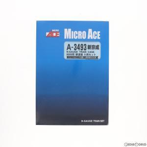 『予約安心出荷』{RWM}A3493 新京成8000形 新塗装 6両セット Nゲージ 鉄道模型 MICRO ACE(マイクロエース)(2020年5月)|media-world