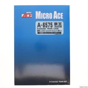 『予約安心出荷』{RWM}A6575 京王3000系 更新車 シングルアームパンタ サーモンピンク 5両セット Nゲージ 鉄道模型 MICRO ACE(マイクロエース)(2020年5月)|media-world