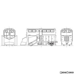『予約安心出荷』{RWM}16番 TMC400S 軌道モーターカー 組立キット HOゲージ 鉄道模型 ワールド工芸(2020年5月) media-world