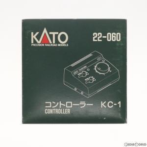 『中古即納』{RWM}22-060 コントローラー KC-1 Nゲージ・HOゲージ 鉄道模型 KATO(カトー)(20041231)|media-world