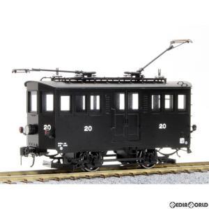 『予約安心出荷』{RWM}【特別企画品】16番 京福電鉄 テキ20 電気機関車 塗装済完成品 HOゲージ 鉄道模型 ワールド工芸(2020年9月) media-world