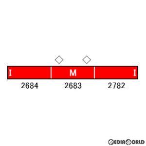 『予約安心出荷』{RWM}30358 近鉄2680系タイプ(さよなら鮮魚列車) 3両編成セット(動力付き) Nゲージ 鉄道模型 GREENMAX(グリーンマックス)(2020年10月)|media-world