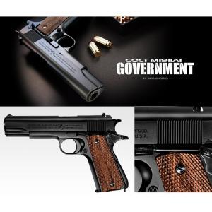 『新品即納』{MIL}東京マルイ エアーハンドガン コルト M1911A1ガバメント(ホップアップ) (10歳以上専用)(20031021)|media-world