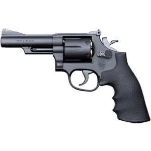 『新品即納』{MIL}クラウンモデル ガスリボルバー S&W M19 .357コンバットマグナム 4インチ ブラック (18歳以上専用)(20090310)|media-world