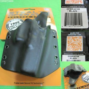 『新品即納』{MIL}US. SOH Full Size Holster(フルサイズホルスター) ブラック(20150730)|media-world