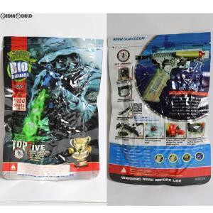 『新品即納』{MIL}G&G ARMAMENT バイオトレーサーBB弾 0.20g グリーン 約1000発入(G-07-189)(20140930)|media-world