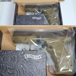 『新品即納』{MIL}Umarex(ウマレックス) ガスブローバック Walther(ワルサー) PPQ M2 GBBハンドガン TAN タンカラー(SA-PPQ-TA01) (18歳以上専用)(20140430)|media-world