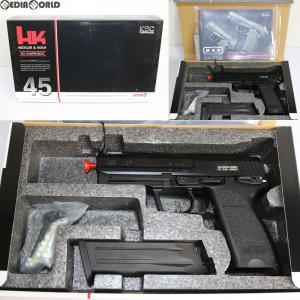 『新品即納』{MIL}KSC ガスブローバック USP45 ABS (18歳以上専用)(20090430)|media-world