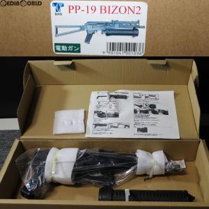 『新品即納』{MIL}SHS 電動サブマシンガン PP-19 BIZON-2 (18歳以上専用)(20171231)|media-world