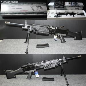 『新品即納』{MIL}CLASSIC ARMY(クラシックアーミー) 電動ガン M249 MkII(マーク2) CA249(CA005M) (18歳以上専用)(20140228)|media-world