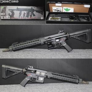 『新品即納』{MIL}BOLT AIRSOFT(ボルトエアソフト) 電動アサルトライフル HK416D DEVGRU Keymod(デヴグル キーモッド) B.R.S.S. BK(ブラック) (18歳以上専用)|media-world