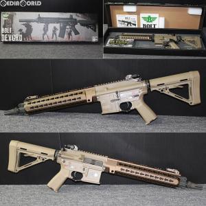 『新品即納』{MIL}BOLT AIRSOFT(ボルトエアソフト) 電動アサルトライフル HK416D DEVGRU Keymod(デヴグル キーモッド) B.R.S.S. TAN(タン) (18歳以上専用)|media-world