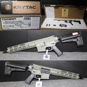 『新品即納』{MIL}KRYTAC(クライタック) 電動アサルトライフル TRIDENT Mk2(トライデント マーク2) CRB-M FG(フォリッジグリーン) (18歳以上専用)(20180831)|media-world