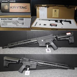 『新品即納』{MIL}KRYTAC(クライタック) 電動アサルトライフル WARSPORT(ウォースポーツ) GPR-CC BK(ブラック/黒) (18歳以上専用)(20180831)|media-world