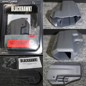 『新品即納』{MIL}BLACKHAWK!(ブラックホーク) A.R.C. IWB ホルスター グロック19/23/32(417502UG)(20150831) media-world