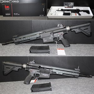 『新品即納』{MIL}KSC ガスブローバックライフル HK417A2 (18歳以上専用)(20181221)|media-world