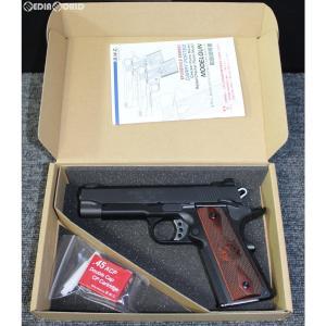 『新品即納』{MIL}B.W.C. ブルーイングワークスコーポレーション 限定品 発火モデルガン SFA スプリングフィールドアーモリー M1911A1 キャリーポーテッドモデル|media-world