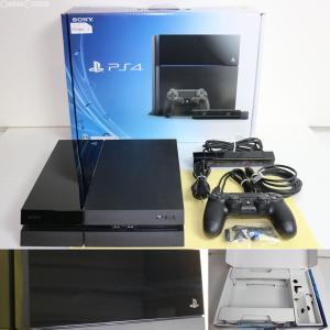 『中古即納』{訳あり}{本体}{PS4}プレイステーション4 PlayStation4 PlayStation Camera(カメラ) 同梱版(CUH-1000AA01)(20140424)