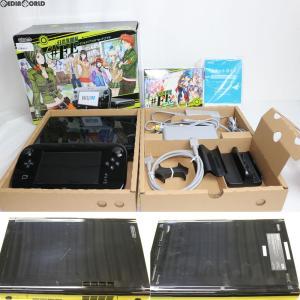 『中古即納』{訳あり}{本体}{WiiU}Wii U 幻影異聞録#FE Fortissimo Edition セット(Wii Uプレミアムセット黒/kuro/クロ同梱版)(WUP-S-KAHN)(20151226) media-world
