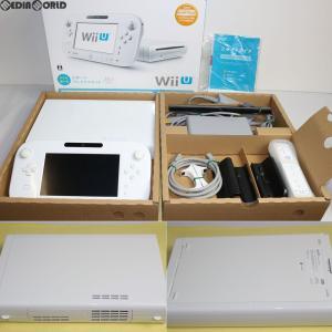 『中古即納』{訳あり}{本体}{WiiU}Wii U すぐに遊べるスポーツプレミアムセット(shiro/シロ/白)(WUP-S-WAFU)(20140327)|media-world