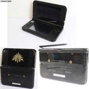 『中古即納』{訳あり}{本体}{3DS}モンスターハンター4 スペシャルパック (ゴア・マガラブラック)(SPR-S-KNCD)(20130914)|media-world