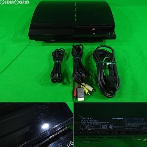 『中古即納』{訳あり}{本体}{PS3}プレイステーション3 PlayStation3 HDD20GB(CECH-B00)(20061111)|media-world
