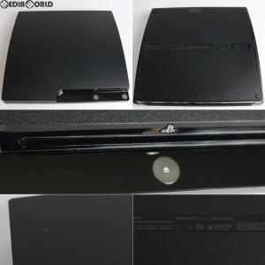 『中古即納』{訳あり}{本体}{PS3}プレイステーション3 PlayStation3 HDD120GB チャコール・ブラック(CECH-2000A)(20090903)|media-world